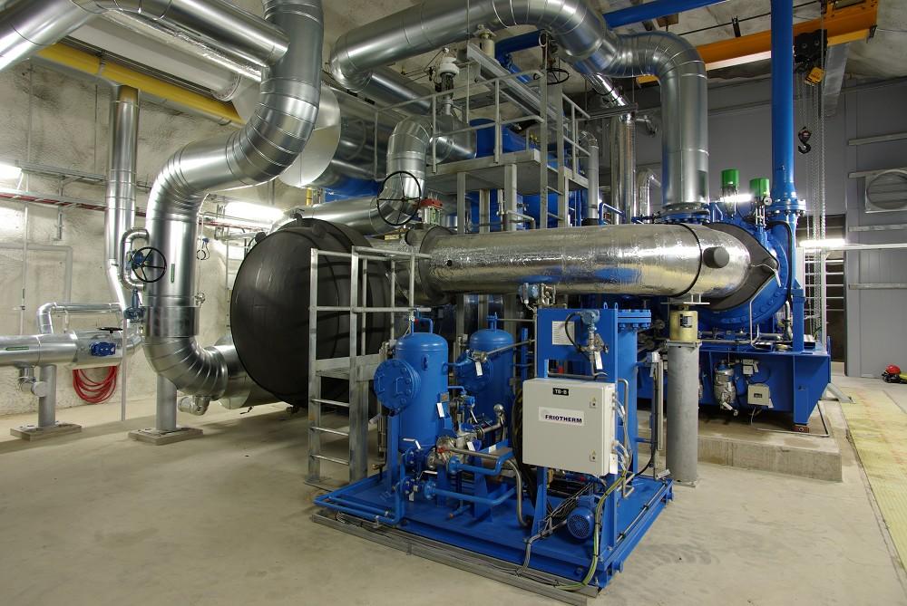 Unitop® 50 Heat Pump, Helsinki Energia, Helsinki, FI