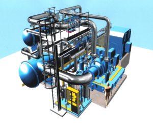 Unitop® 34 värmepump, designstudie